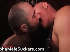 Hairy Butch Grand and Ray Stone fucking part2