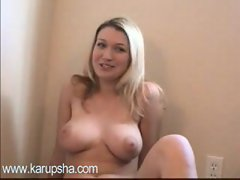 Amateur nude interview