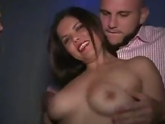 Slutty Girls Suck Cock To Stay In VIP Room