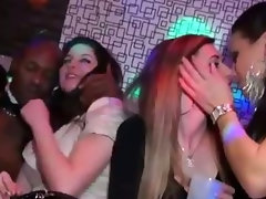 Cfnm real amateur party girls dancing