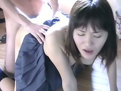 Asian minx wants to get fucked and pounded