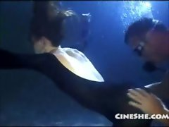Sex Underwater Ann Kelly Captive