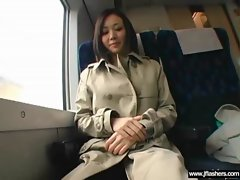 Sexy Teen Japanese Flashing Body In Public movie-15