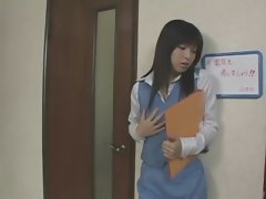 Office lady and office sex