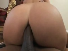 Carly Parker Big White Booty Interracial