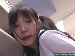 Japanese Teen Get Hardcore Sex movie-36