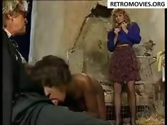 Charlene Roben And Sunny McKay in retro porn
