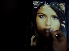 My first tribute video - Selena Gomez gets a pasting!!