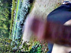 Public dickflash and wanking - 03 - Dick Flashing