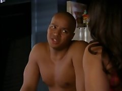 Judy Reyes - Scrubs Lingerie compilation 1