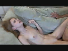 Fucking a Very Thin Teen Candi