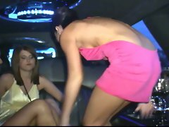 Emily Bikini Partying at Nightclub - NUDITY