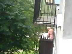 Real Naked Neighbor-Granny