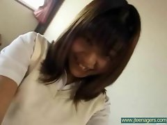 Horny Banging A Jap Barely legal teens Lass vid-06