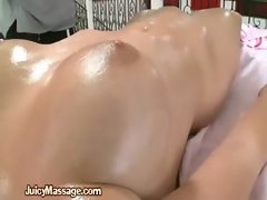 Cunt Massage And Giving blowjob