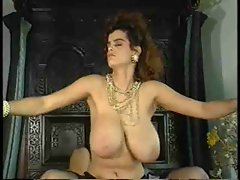 Massive Boobed Nilli Banging And Licking Retro