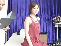 Asian mommy has massage and screwing part2