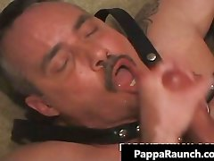 Extreme gay dirty stunning anal screwing part3
